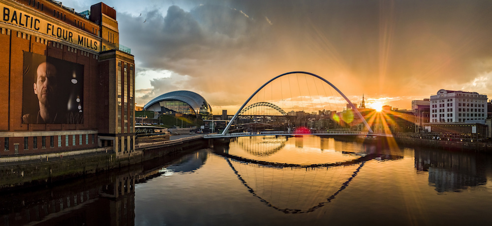 Picture of NewcastleGateshead Quayside